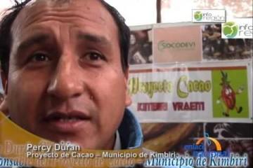 5to Salón del Cacao y Chocolate 2014 va consolidando a productores