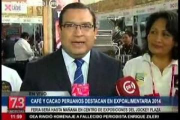 Devida promueve colocación de café y cacao en mercados internacionales (vídeo)