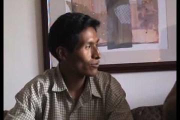 Entrevista a Wilson Sucaticona, productor cafetalero (02 May 2010) parte 1