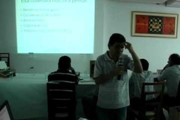 Evento sobre caficultura Sostenible parte 19
