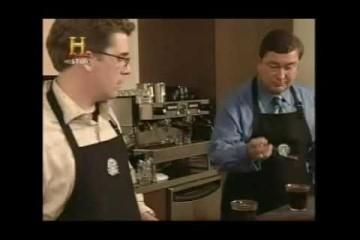 Historia del Cafe 5 Prensado Frances
