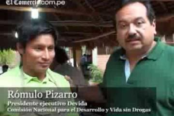 Un catador de café peruano (Web El Comercio)