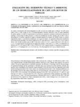 thumbnail of Evaluación del desempeño técnico y ambiental de un desmucilaginador