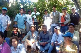 Capacitan a productores de cacao en elaboración de abonos orgánicos