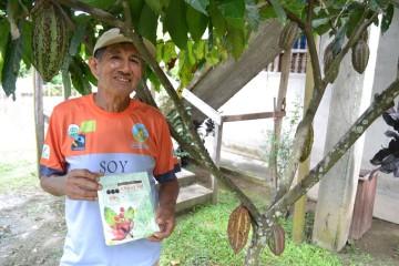 Biósfera Gran Pajatén y Alto El Sol conquistan el mundo del cacao y chocolate