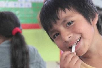 MIDIS incluye al chocolate de Omega 3 en programas de alimentos para niños