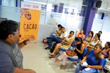 Escuela de excelencia en calidad fortalece especialistas en cacao y chocolate