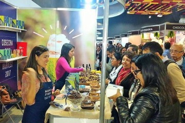 Magia Piura destaca en el Salón de Cacao y Chocolate Perú 2017