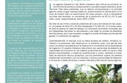 Educación y empleo para jóvenes rurales en las cadenas productivas de café y cacao