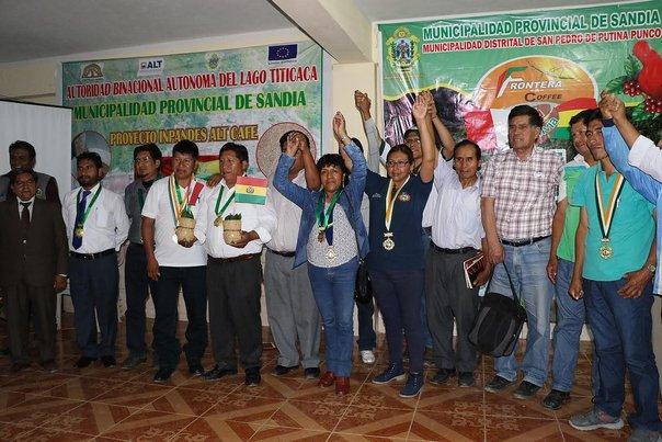 encuentro-binacional-de-cafetaleros Peru-Bolivia