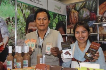 productores locales chocolate