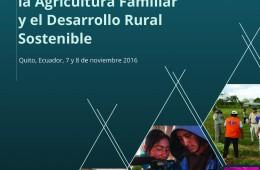 com para la agricultura familiar y desarrollo rural