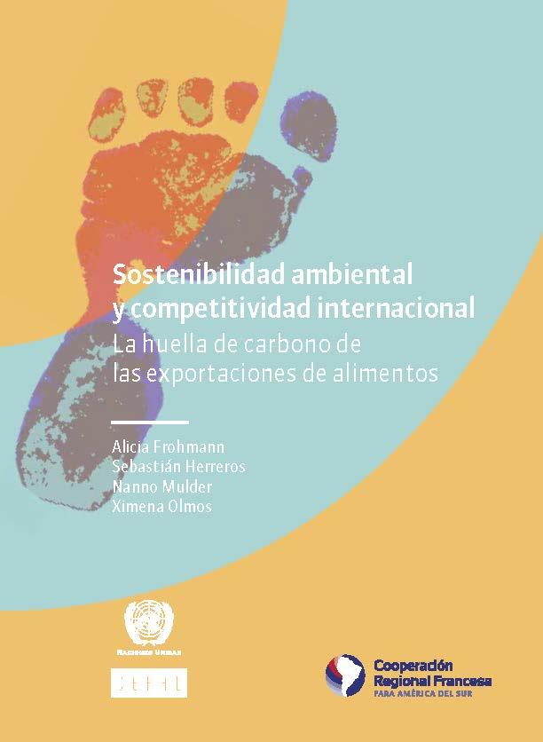 huella de carbono de las exportaciones de alimentos