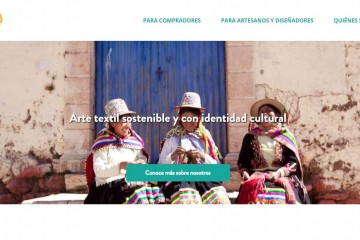portal sobre artesanía textil