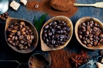 diferentes tipos de grano de café