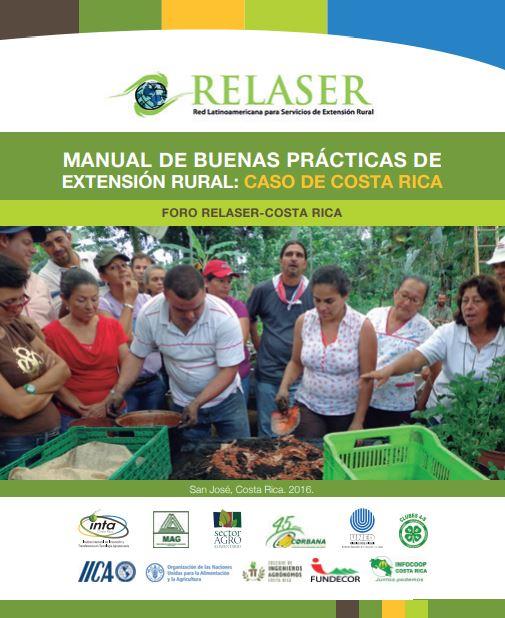 Manual de buenas prácticas de extensión rural: caso de costa rica