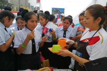 Perú tiene el mejor chocolate del mundo pero el menor consumo por persona