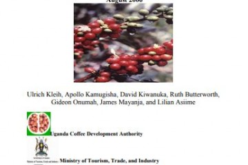 Training Manual on Market Information System: Coffee – Uganda