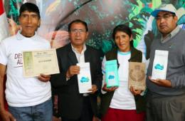 Café peruano es considerado como el mejor del mundo en feria de Estados Unidos