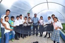 Cafetaleros del VRAEM reciben secadores solares para mejorar su producción