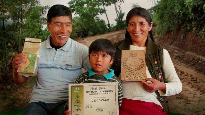 Puneña ganó premio mundial al mejor café en Estados Unidos