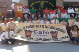 Café ayacuchano celebró su quinto aniversario