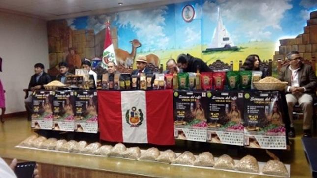 MINAGRI: Semana del Café del VRAEM 2018 se realizará en Ayacucho del 19 al 21 de julio