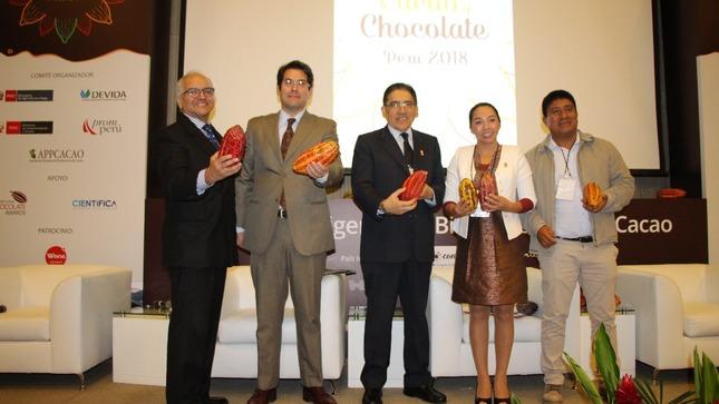Producción de cacao se duplicará al 2021