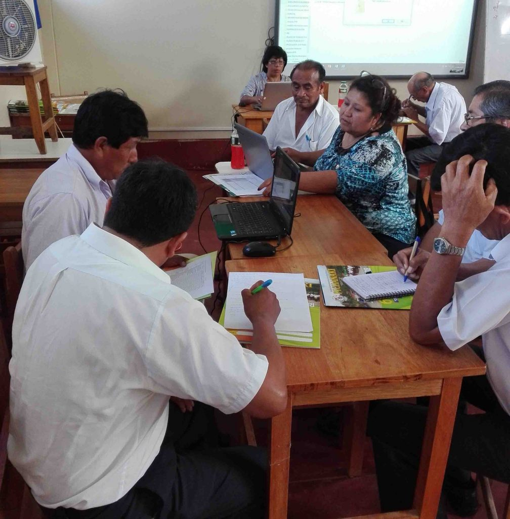 Ajustando la oferta educativa Local con la vocación y demanda productiva de los territorios